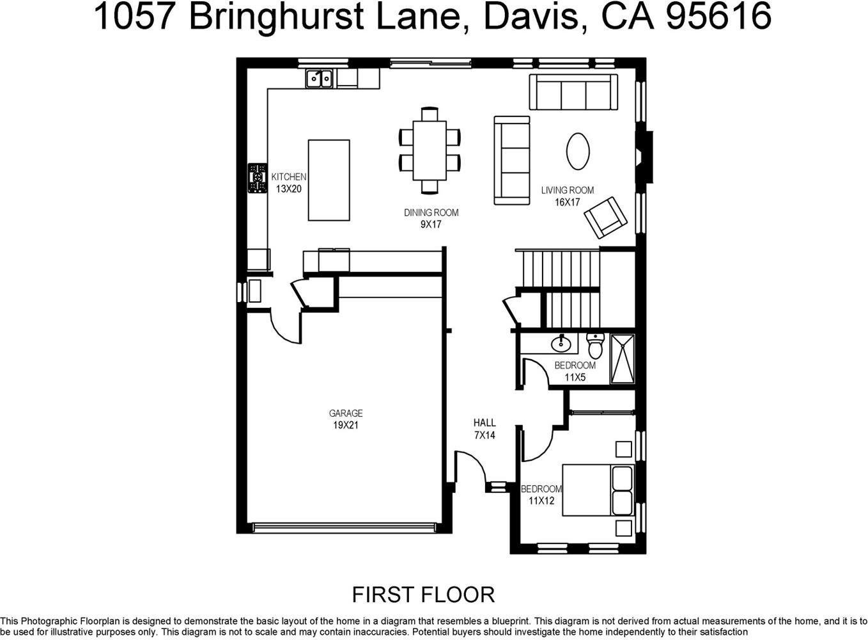 1057 Bringhurst, Davis, CA 95616