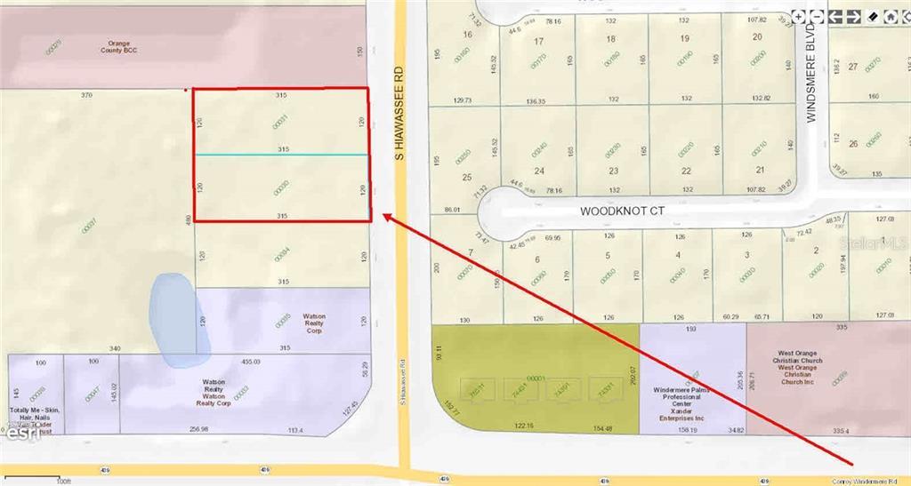 4536 & 4606 South Hiawassee Road, Orlando, FL 32835