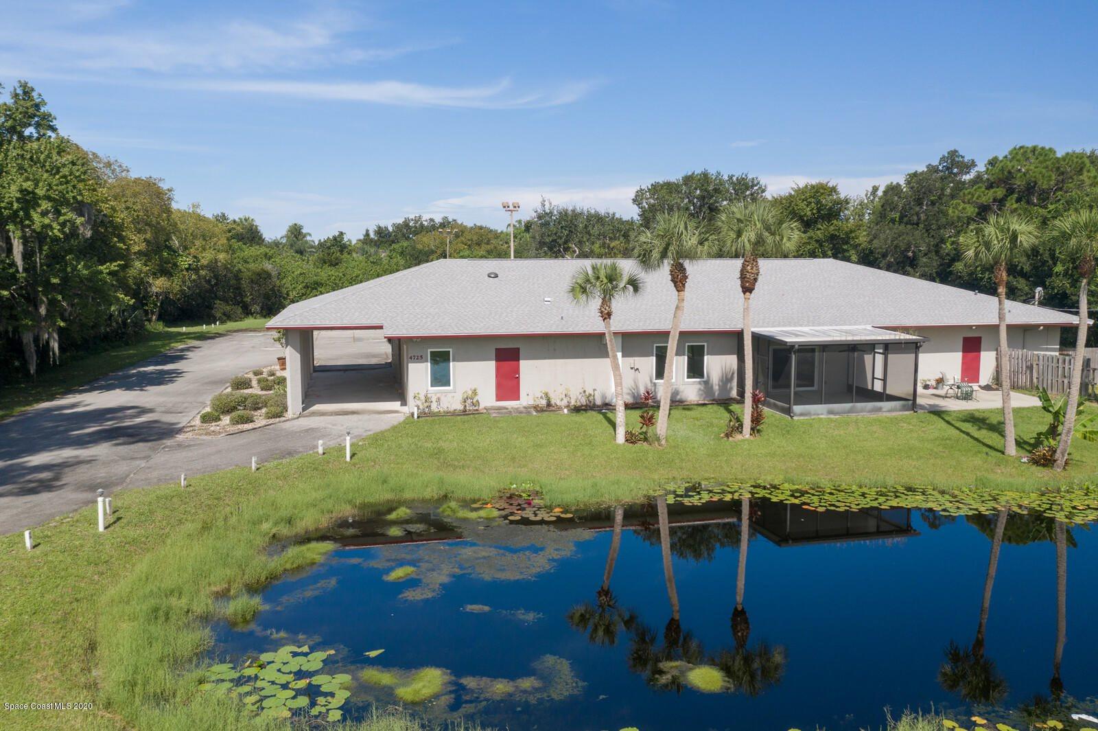 4725 North Courtenay Parkway, Merritt Island, FL 32953