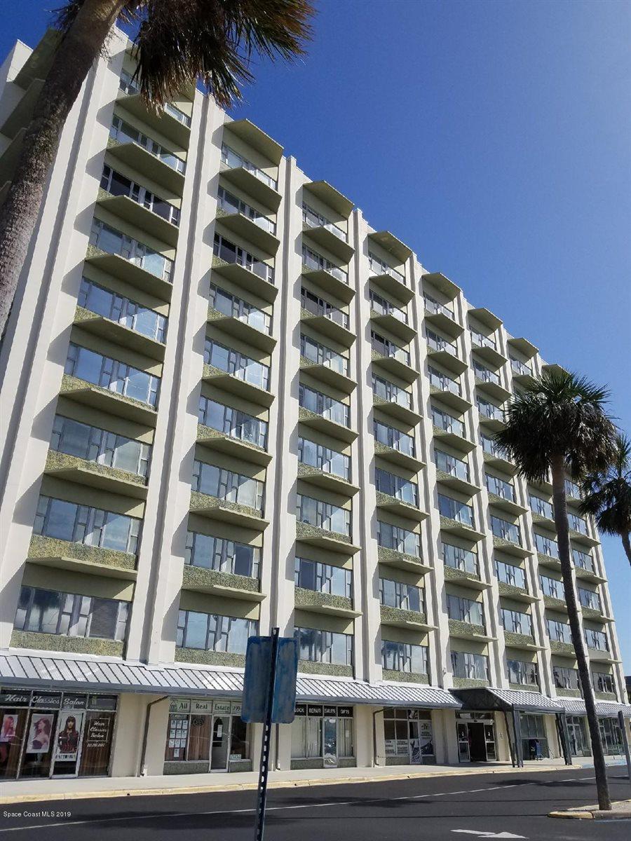 1980 North Atlantic Avenue, #627, Cocoa Beach, FL 32931