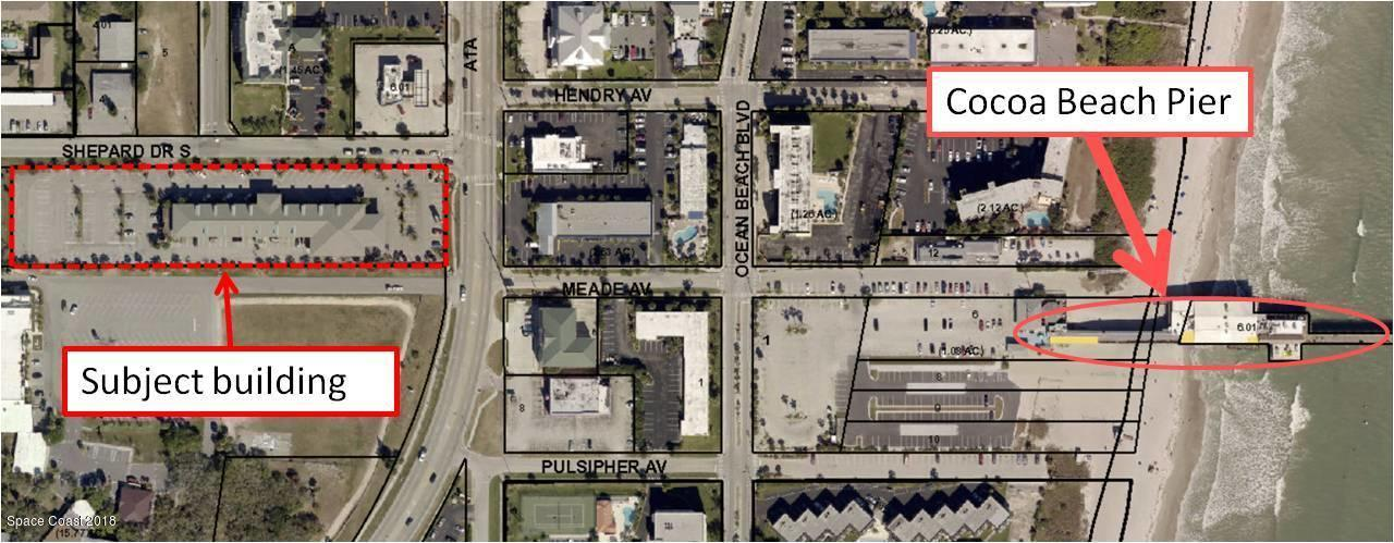 5505 North Atlantic Avenue, #201, Cocoa Beach, FL 32931