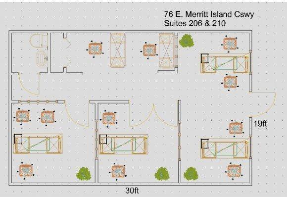 76 East Merritt Island Causeway, #205, Merritt Island, FL 32952