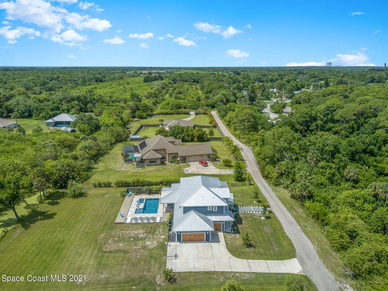 6154 Kangaroo Lane, Merritt Island, FL 32953