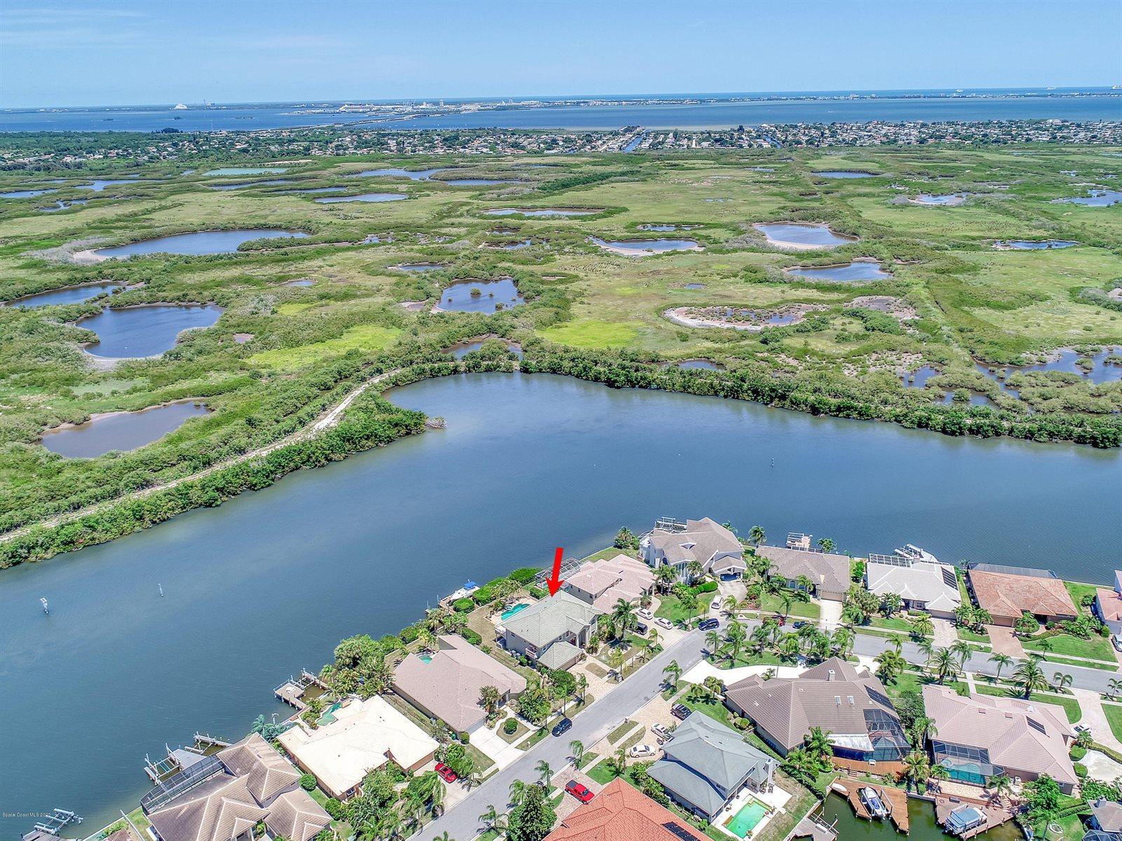 1911 Sykes Creek Drive, Merritt Island, FL 32953