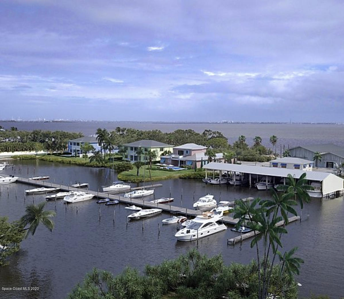 5 South Marina Way Drive, Merritt Island, FL 32952