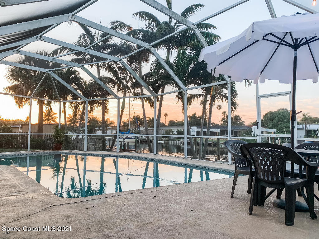 409 North Neptune Drive, Satellite Beach, FL 32937