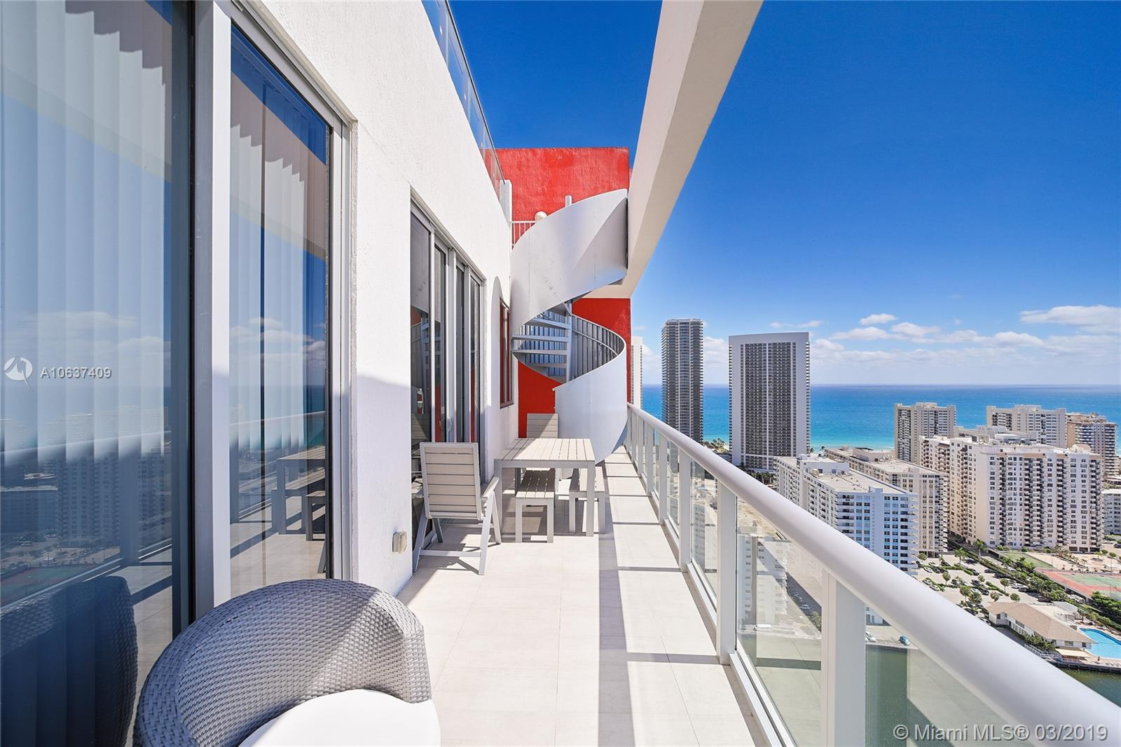 2600 East Hallandale Beach Blvd, #3309 (Penthouse), Hallandale Beach, FL 33009