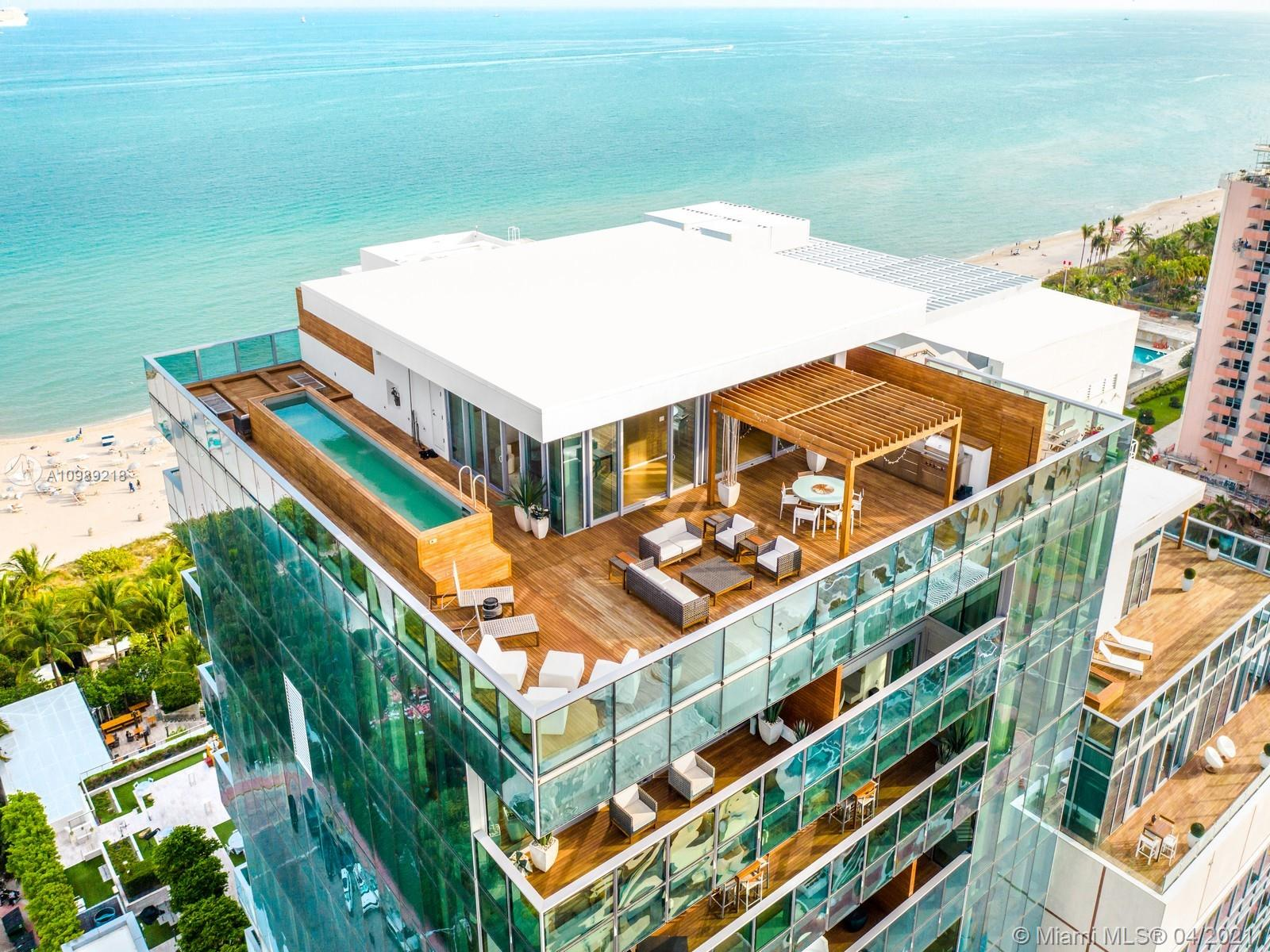 2901 Collins Ave, #PH 1602, Miami Beach, FL 33140