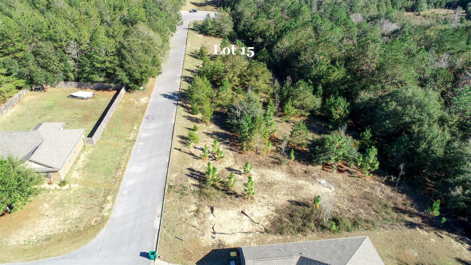 Lot 15 Wild Hare Ln, Crestview, FL 32539