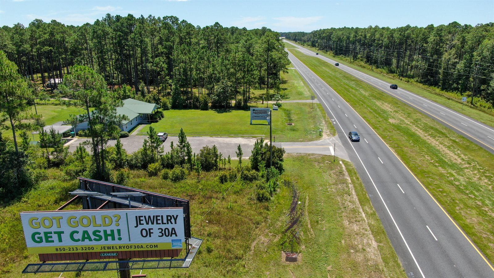 Lot 1 South Us Highway 331, Freeport, FL 32439