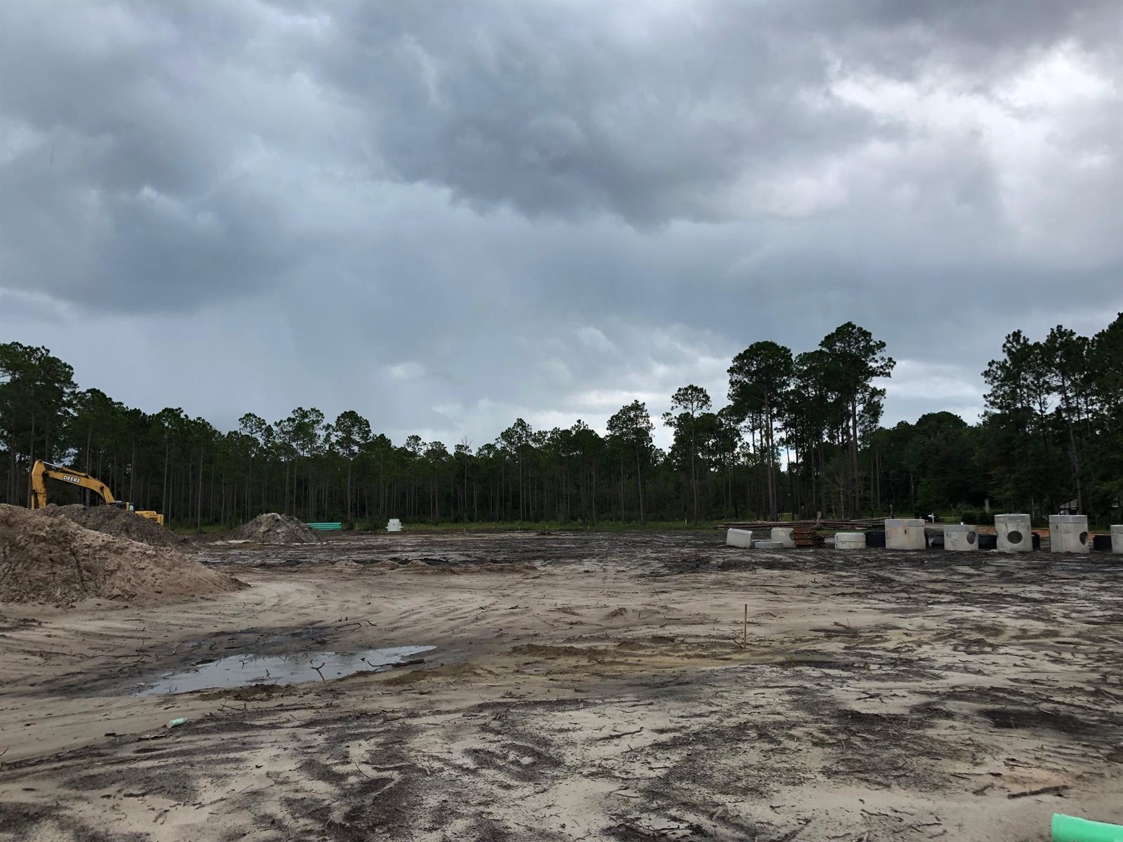3 Acres east of new Taco Bell, Freeport, FL 32439