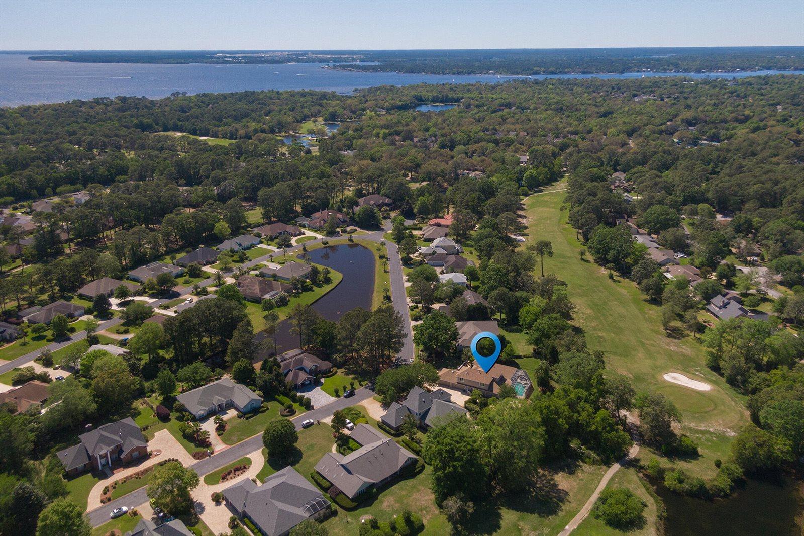 1544 Glenlake Circle, Niceville, FL 32578
