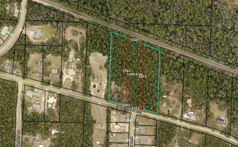 1.65 East Chestnut Avenue, #Parcel B, Crestview, FL 32539