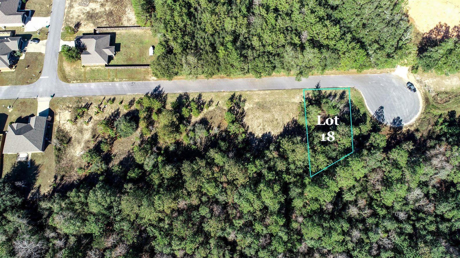 Lot 18 Wild Hare Lane, Crestview, FL 32539
