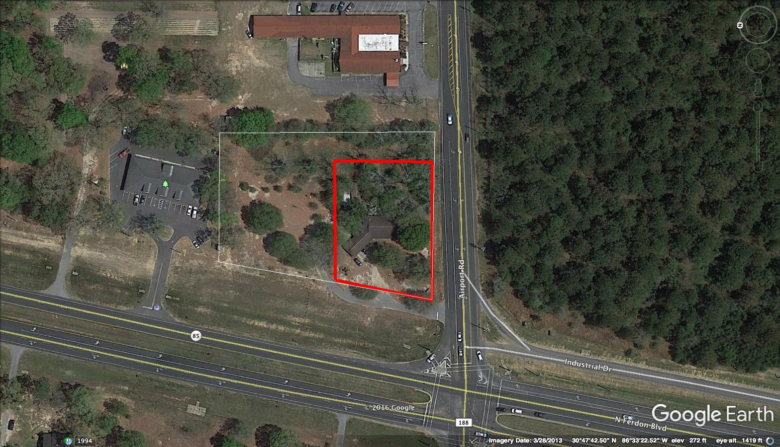 .72 AC +/- North Highway 85, Crestview, FL 32536