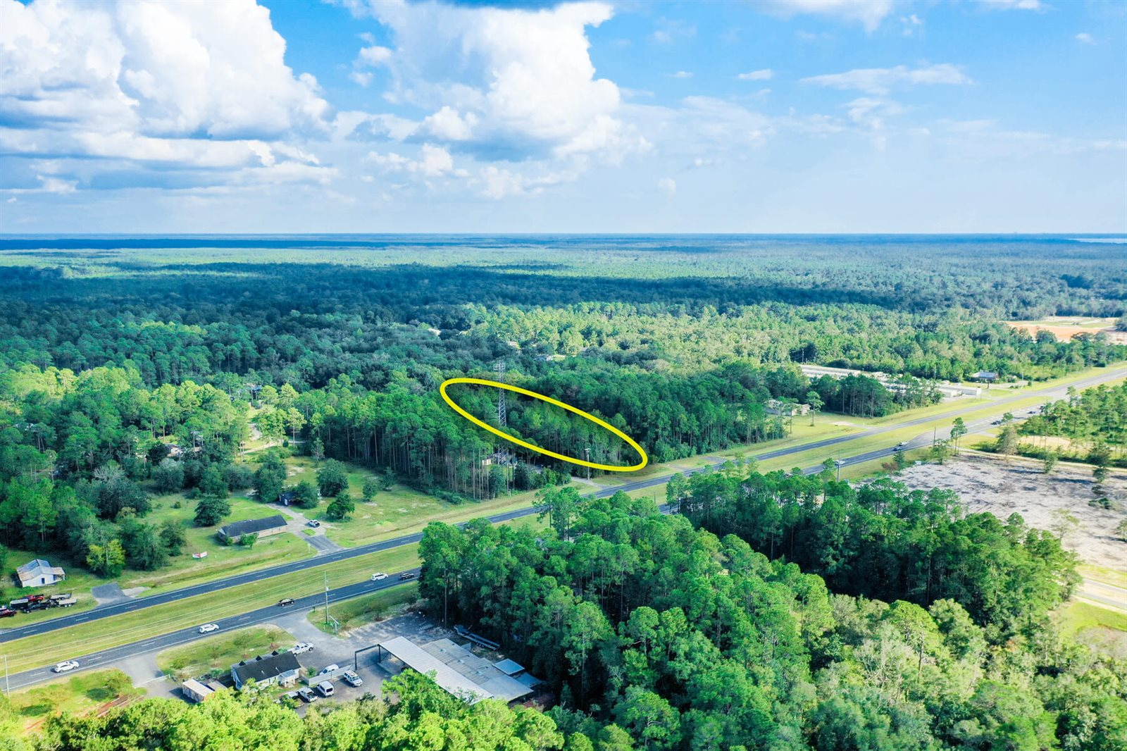 .59 Acres US Highway 331 S, Freeport, FL 32439