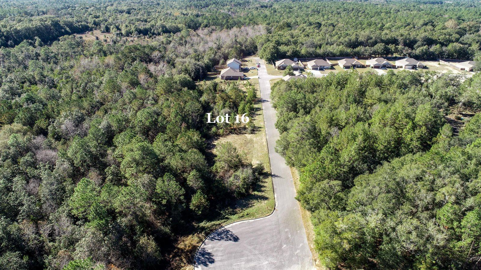 Lot 16 Wild Hare Ln, Crestview, FL 32539