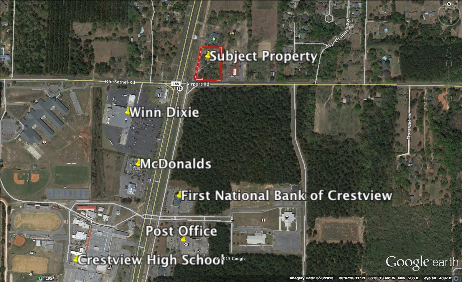 5701 85 North Highway, Crestview, FL 32539