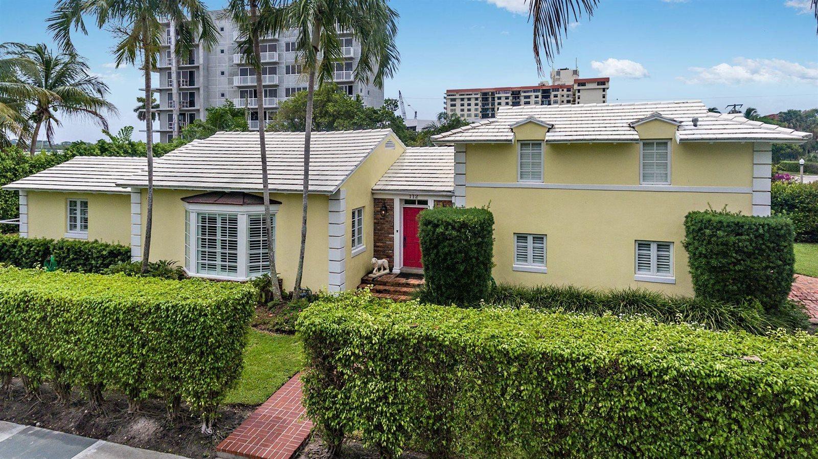 112 Monroe Drive, West Palm Beach, FL 33405