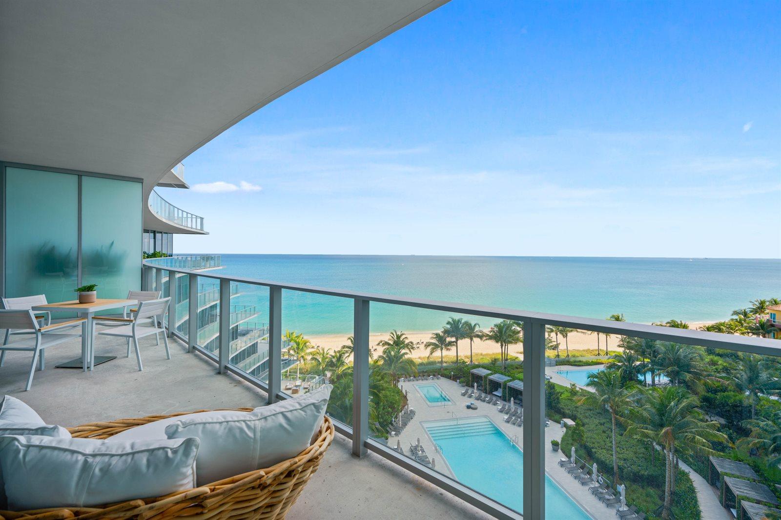 2200 North Ocean Boulevard, #N802, Fort Lauderdale, FL 33305