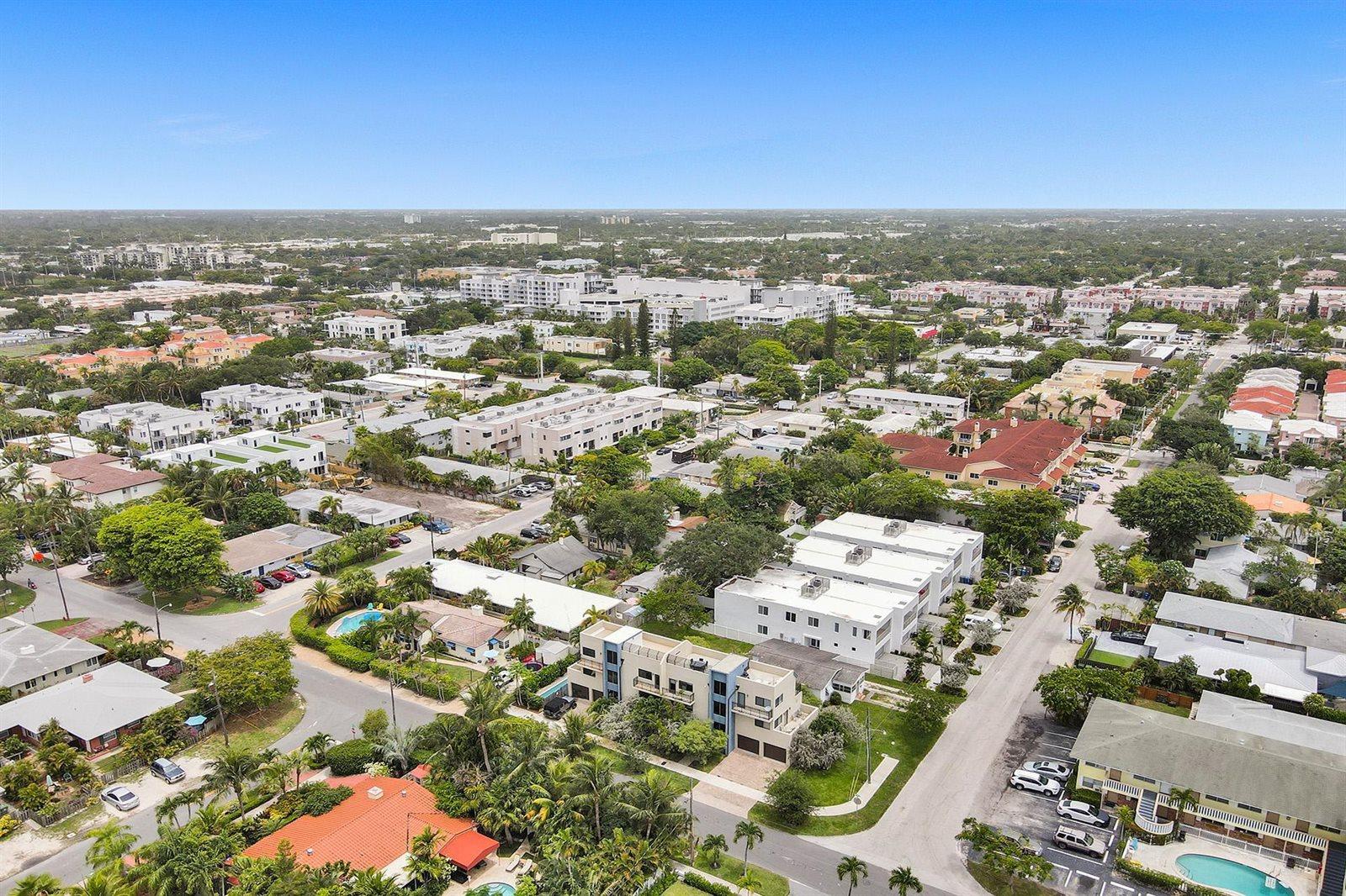 1733 NE 8th Street, #B, Fort Lauderdale, FL 33304