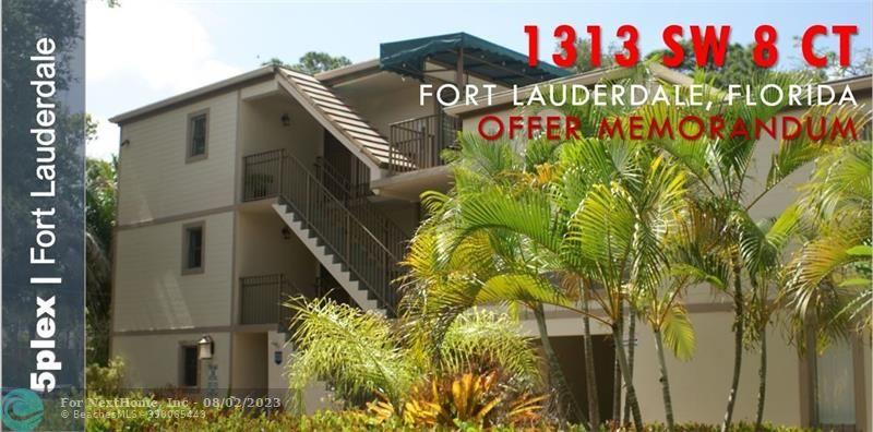 1313 SW 8th Ct, Fort Lauderdale, FL 33312