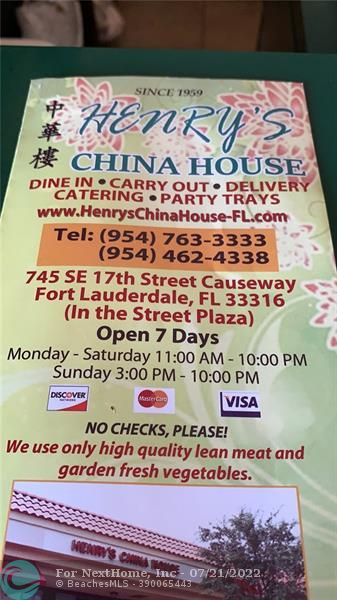 745 SE 17st Street, Fort Lauderdale, FL 33316