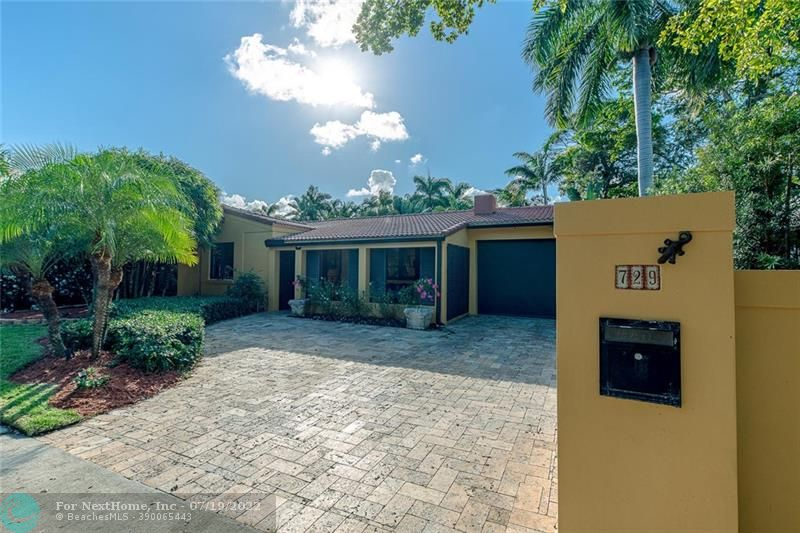 729 NE 19th Ave, Fort Lauderdale, FL 33304