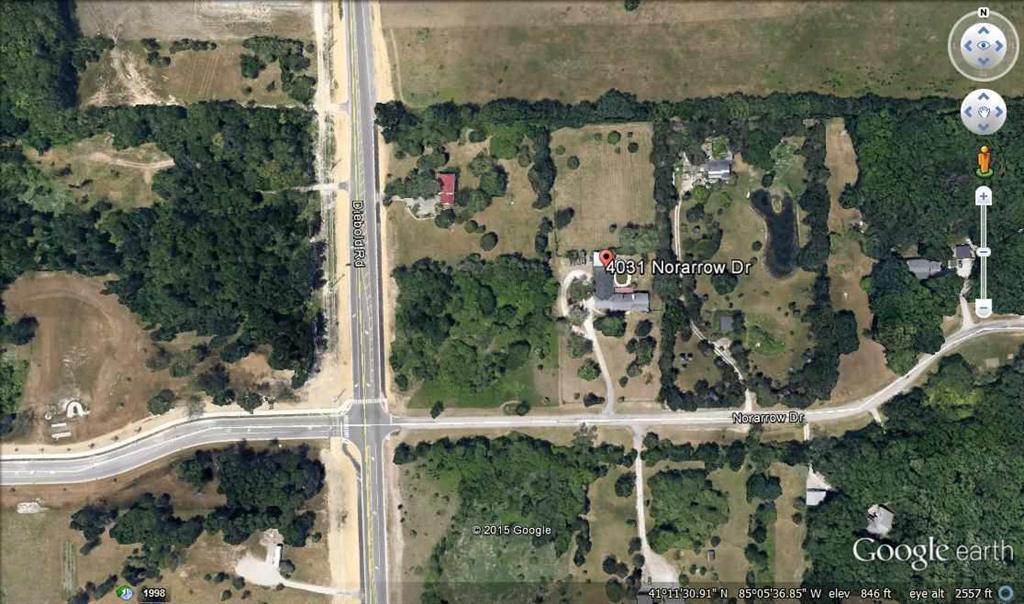 4031 Norarrow Drive, Fort Wayne, IN 46845