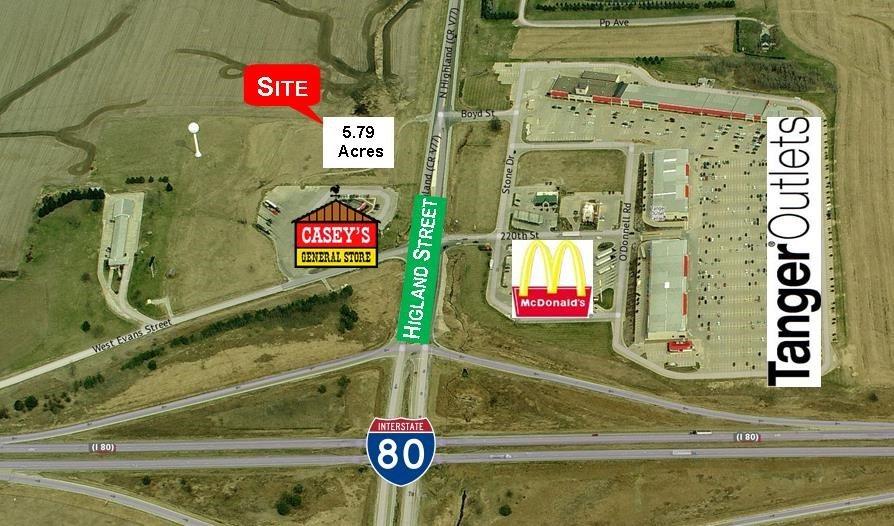 Lot 1 Highland Street, Williamsburg, IA 52361