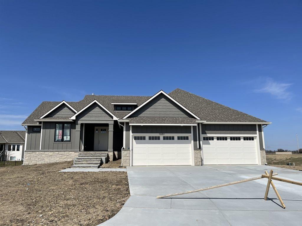 3682 N Bristol Ct., Wichita, KS 67226