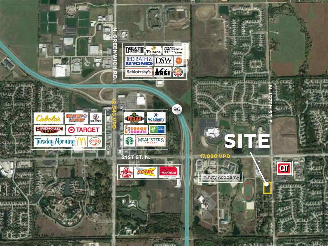 2000 N 127th St E, Wichita, KS 67206