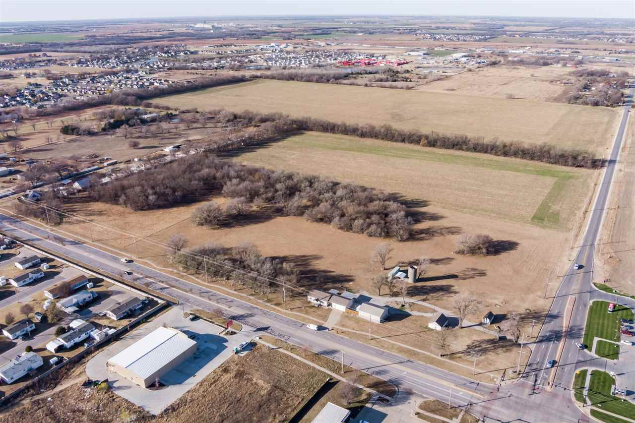 Lot 3, Block B MacArthur, Wichita, KS 67217