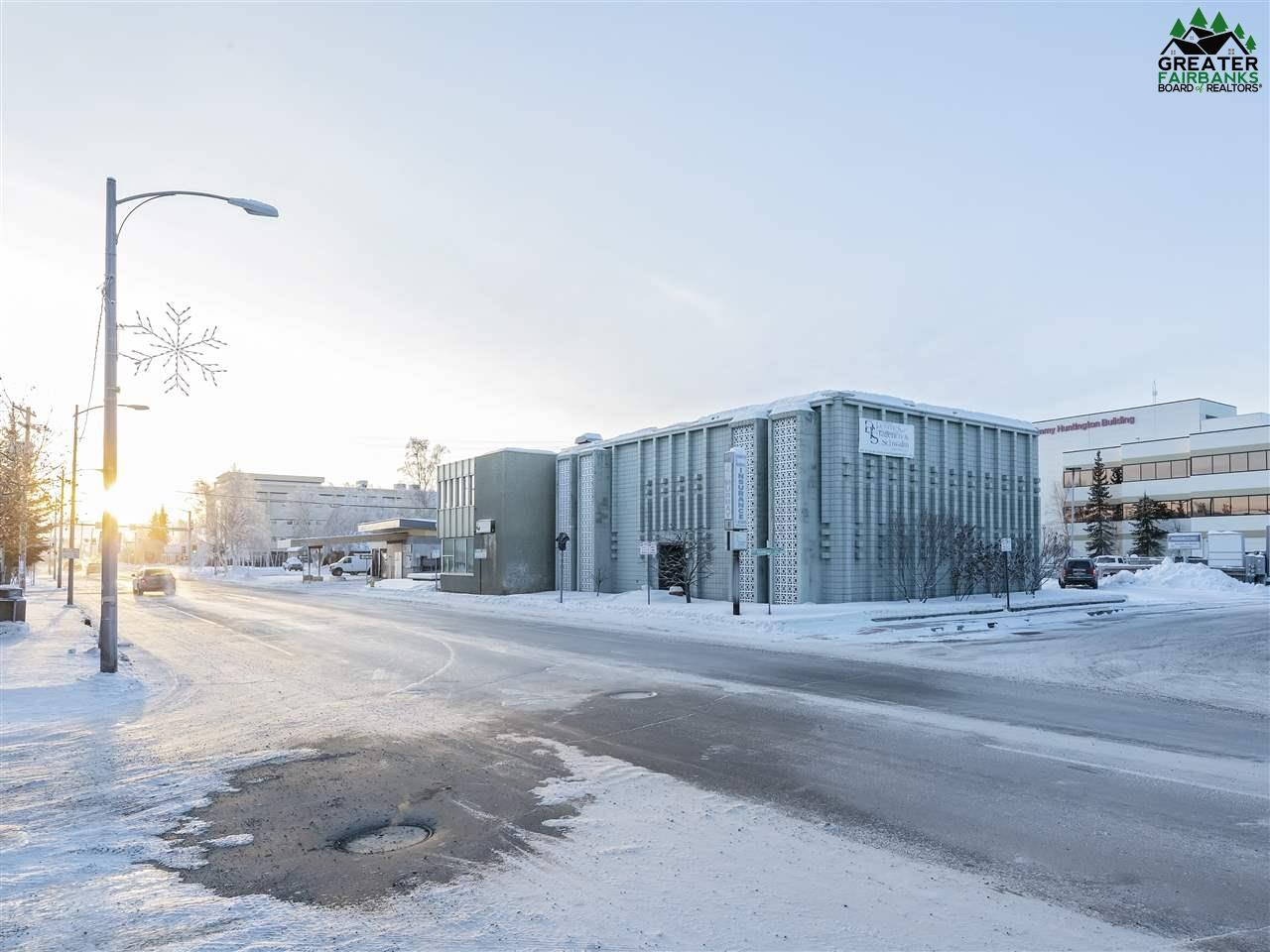 300 Barnette Street, Fairbanks, AK 99701