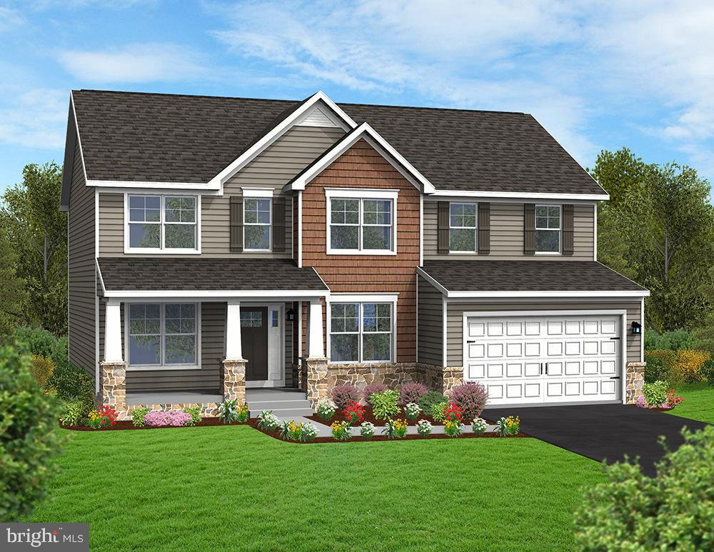 Lot #H3 - 17 Windswept Way, Camp Hill, PA 17011