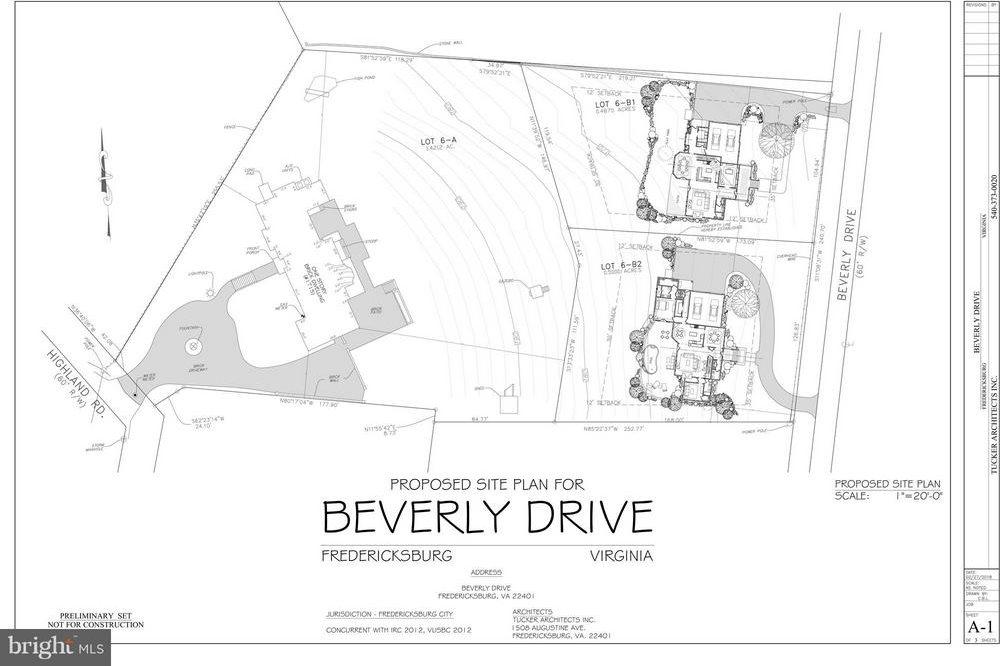 806 Beverly Drive, Fredericksburg, VA 22401