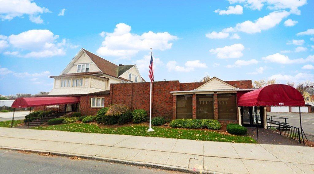 486 Belmont Avenue, Springfield, MA 01108