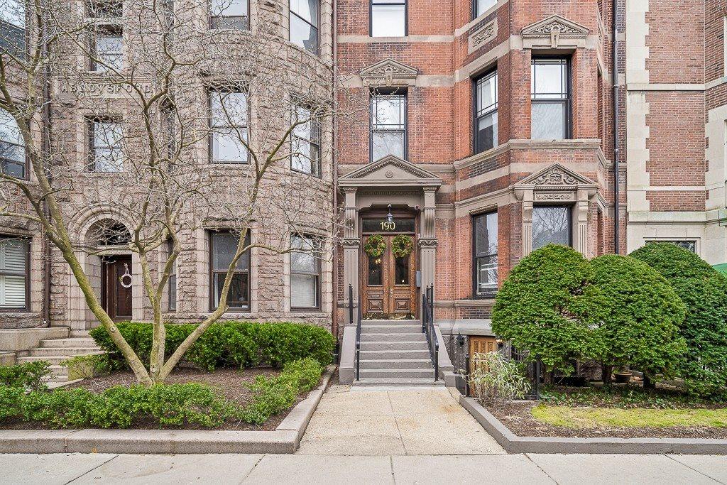 190 Commonwealth Ave, #garden, Boston, MA 02116