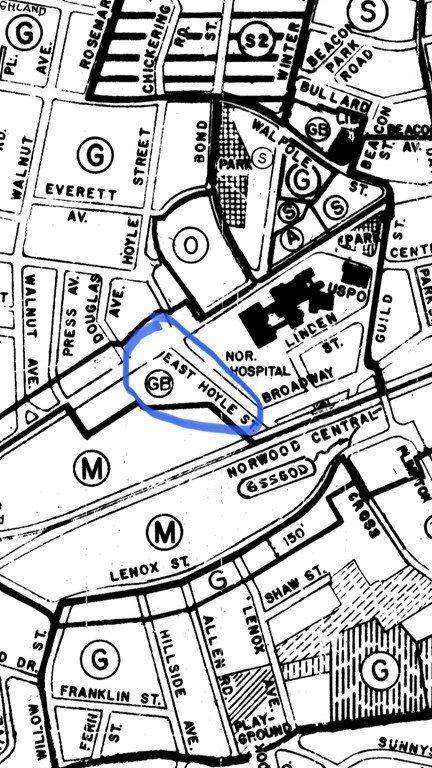 19 E Hoyle St, Norwood, MA 02062