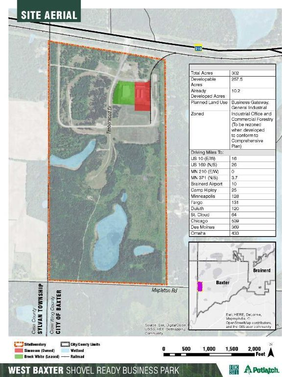 Lot A Independence Road, Baxter, MN 56425