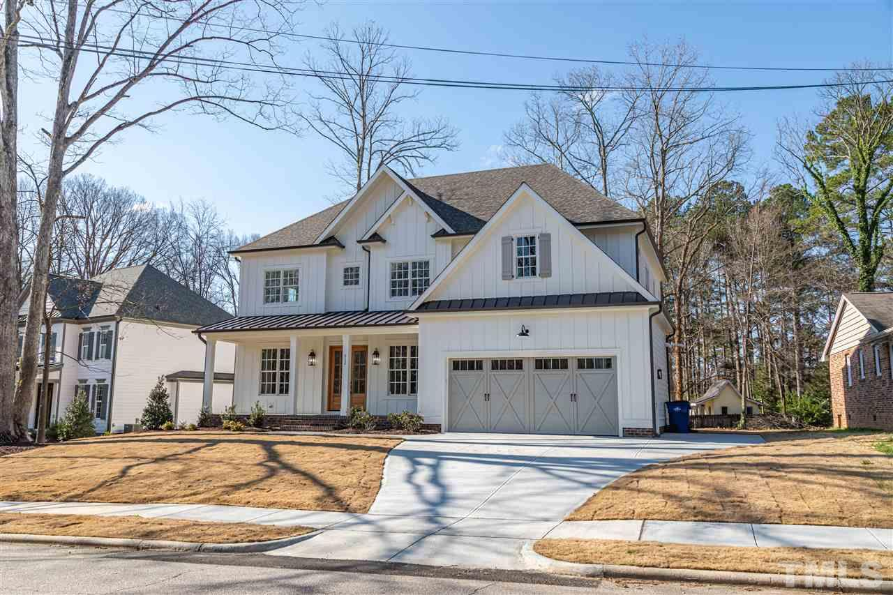 512 Dartmouth Road, Raleigh, NC 27609