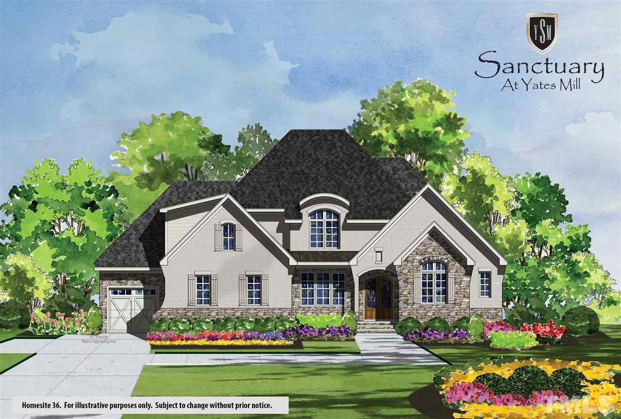 2133 Gardenbrook Drive, Raleigh, NC 27606