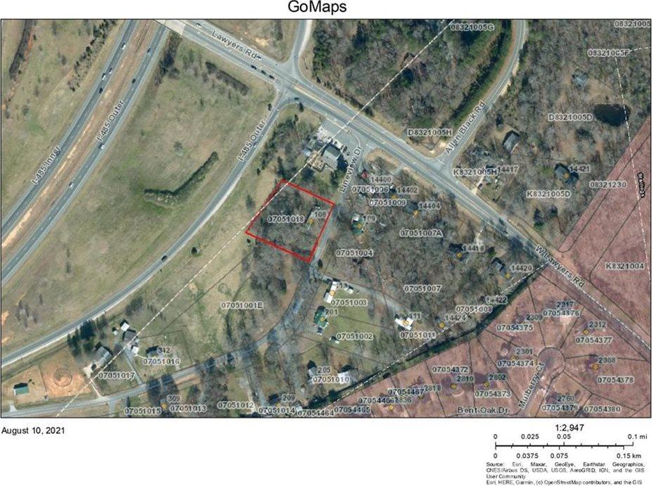 108 Lineview Drive, Matthews, NC 28104
