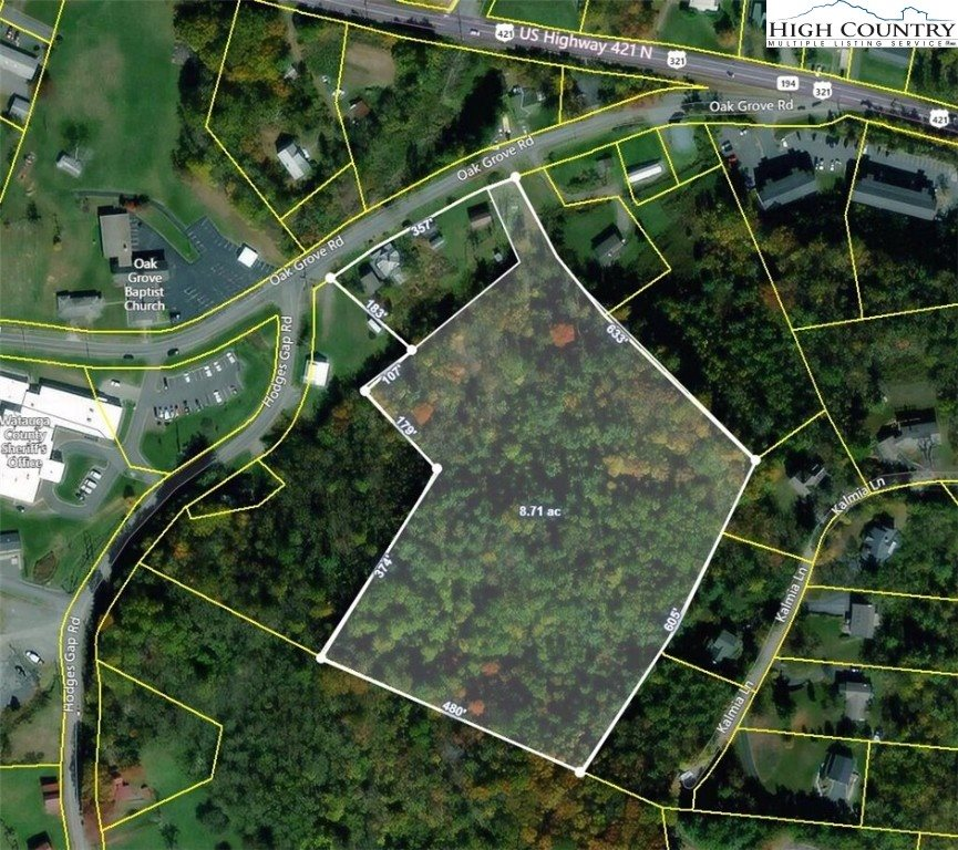 TBD Oak Grove Road, Boone, NC 28607