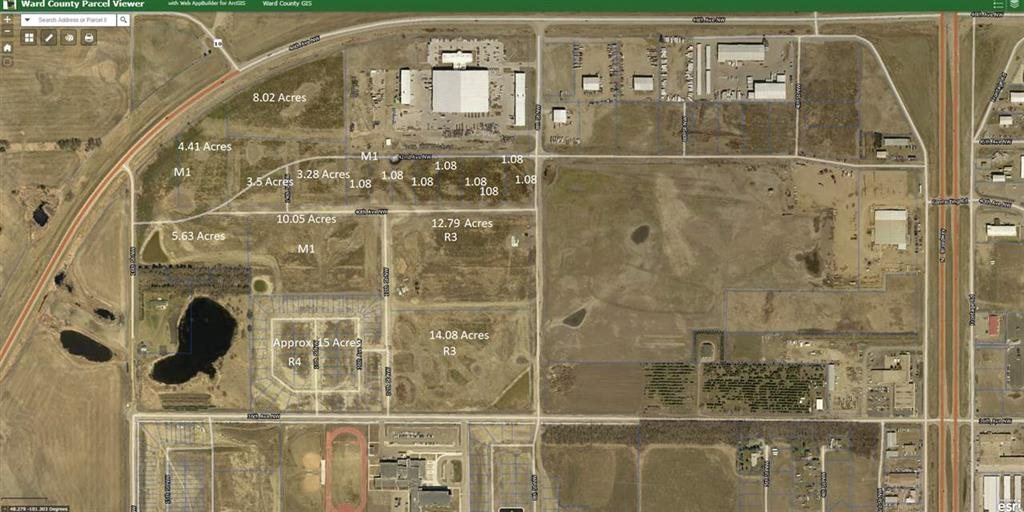 800 40th Ave NW, Minot, ND 58703