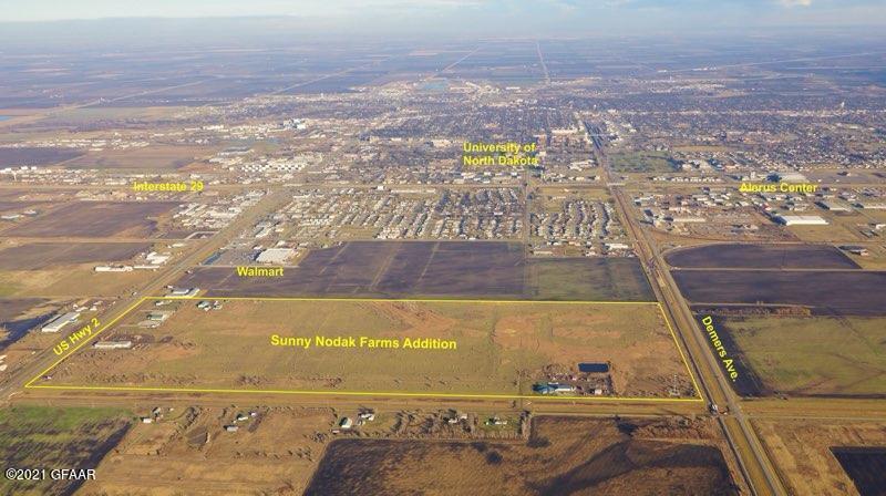 LOT 1 Block 8 Brenna Township, Grand Forks, ND 58203