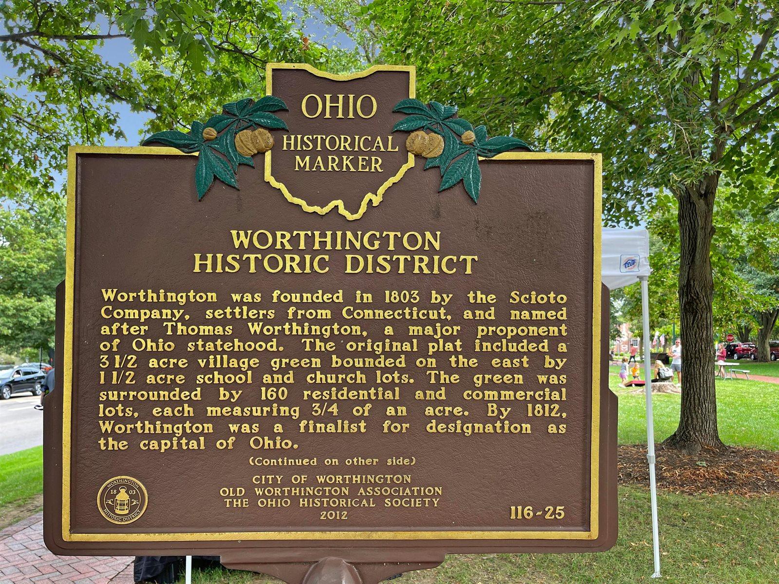 707 Wesley Court, Worthington, OH 43085