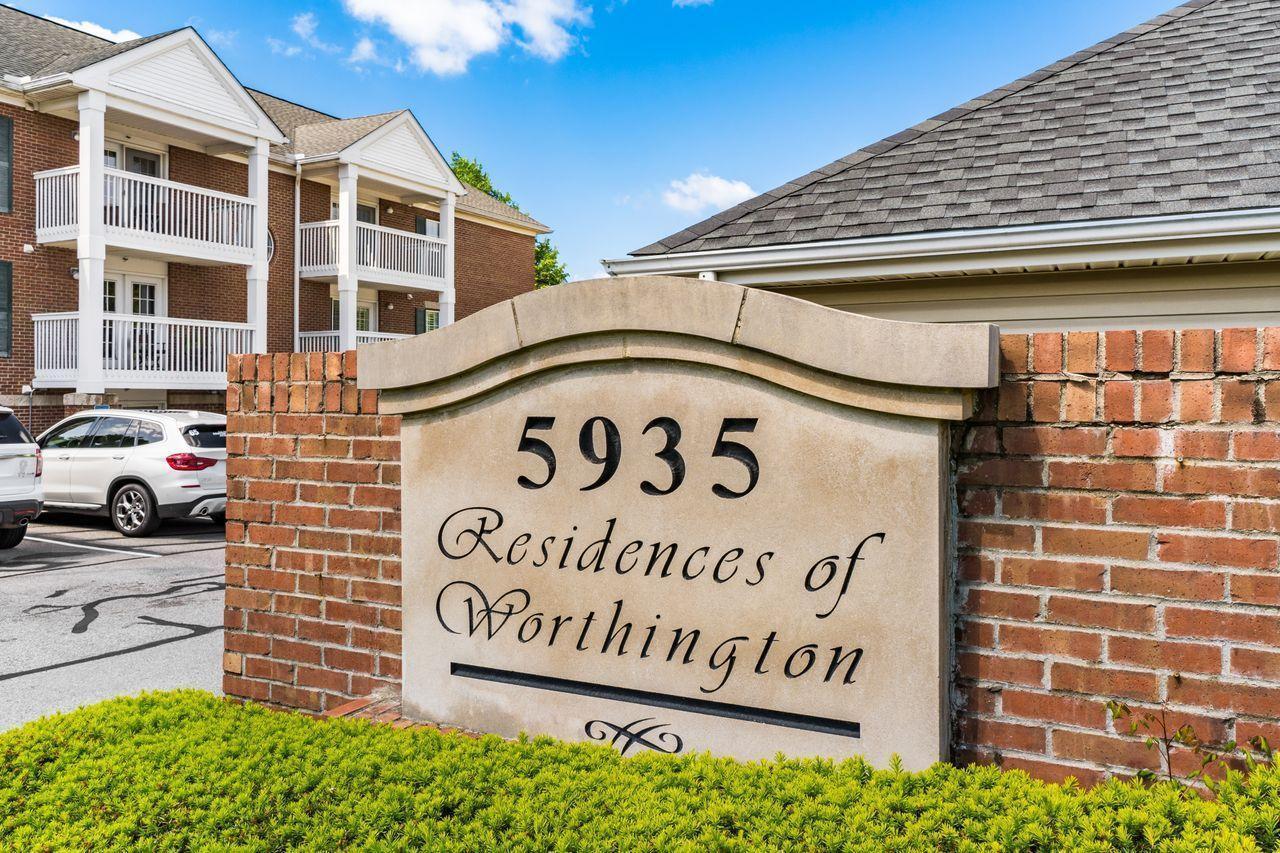 5935 North High Street, #211, Worthington, OH 43085