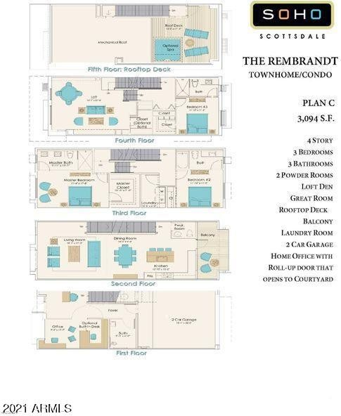 16510 North 92ND Street, #1015, Scottsdale, AZ 85260