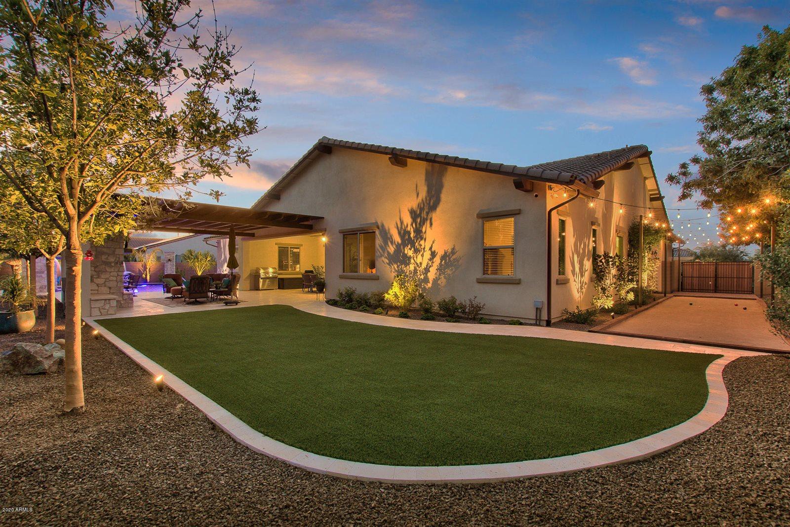 20139 East Via Del Rancho --, Queen Creek, AZ 85142